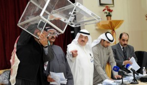 Kuwait votes for new parliament