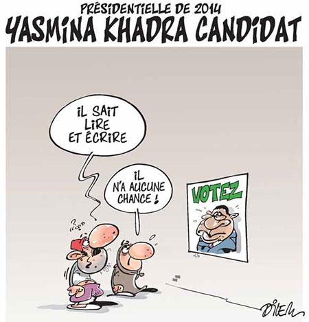 khadra candidat