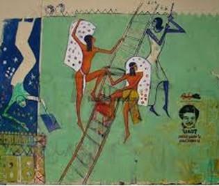 33. Donne ritratte dagli antichi egiziani - Alaa Awad -