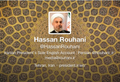 rouhani account